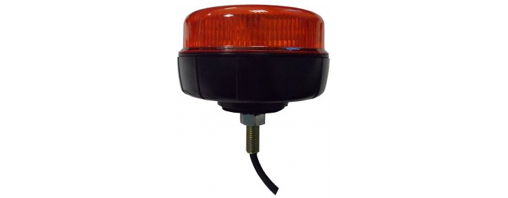 GYROPHARE LEDS L8 PLAT FIXATION 1 POINT